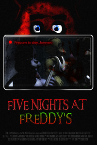 five nights at freddy s review